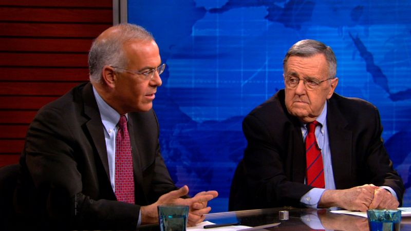 David Brooks and Mark Shields on PBS NewsHour